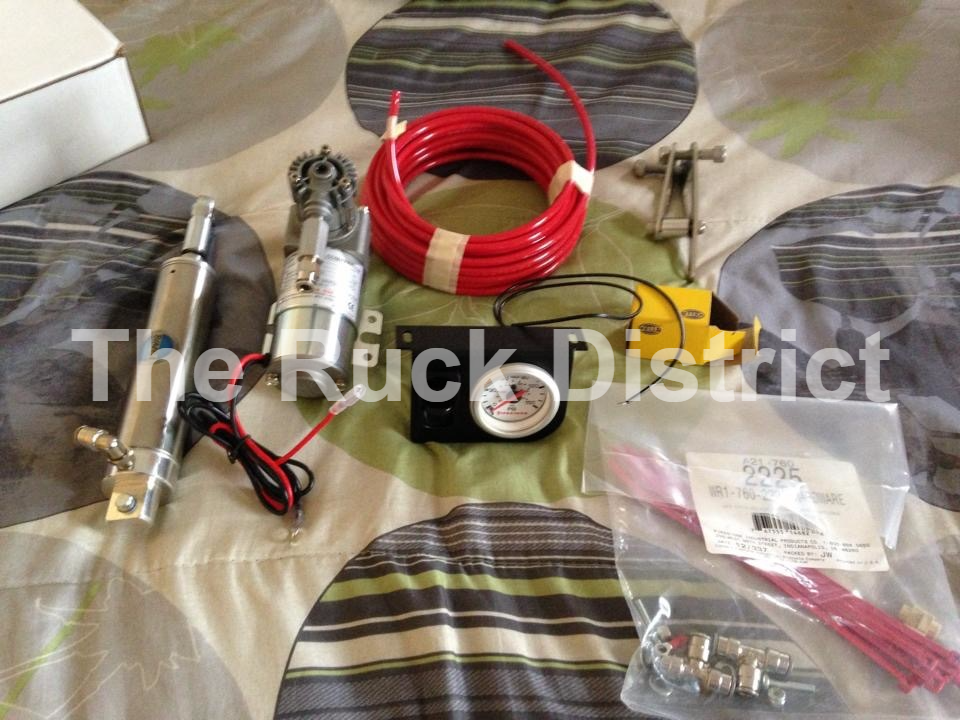 Air Ride Suspension Full Kit - Honda Ruckus (GET or GY6 MOTOR) Atr Ruckus Wiring Harness Install on
