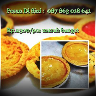 Image of Pie Susu Dhian VS Pie Susu Enak Lezat Mana?