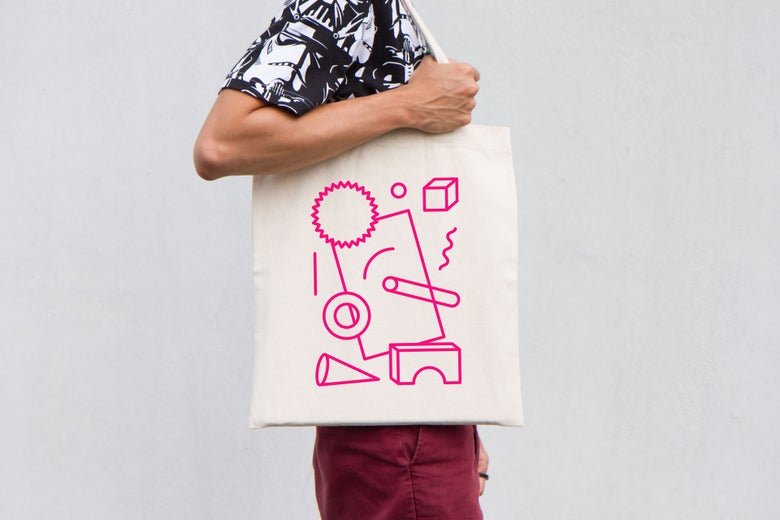 Image of PLAY Tote Bag