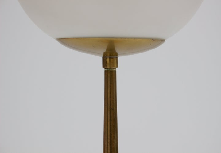 Image of Brass Table Lamp by Hans-Agne Jakobsson, Sweden 1960s