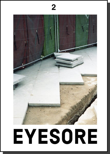 Image of EYESORE Issue 2