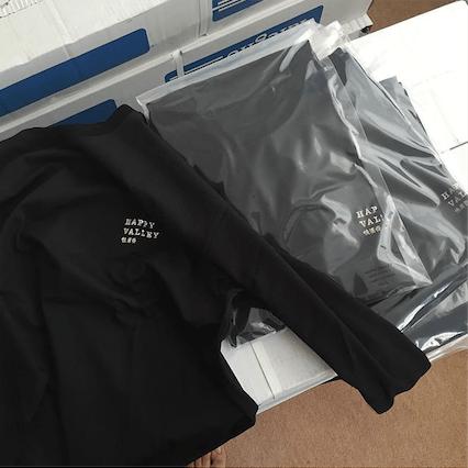 Image of Black Long Sleeve
