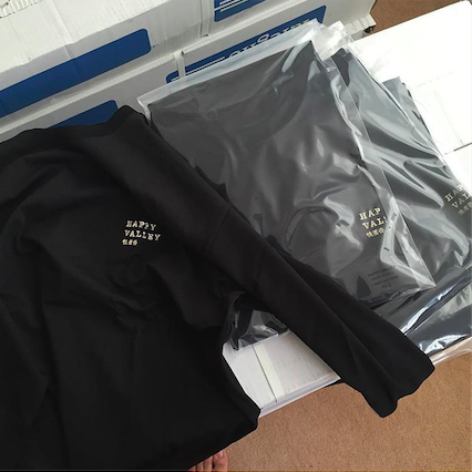 Image of Black Long Sleeve