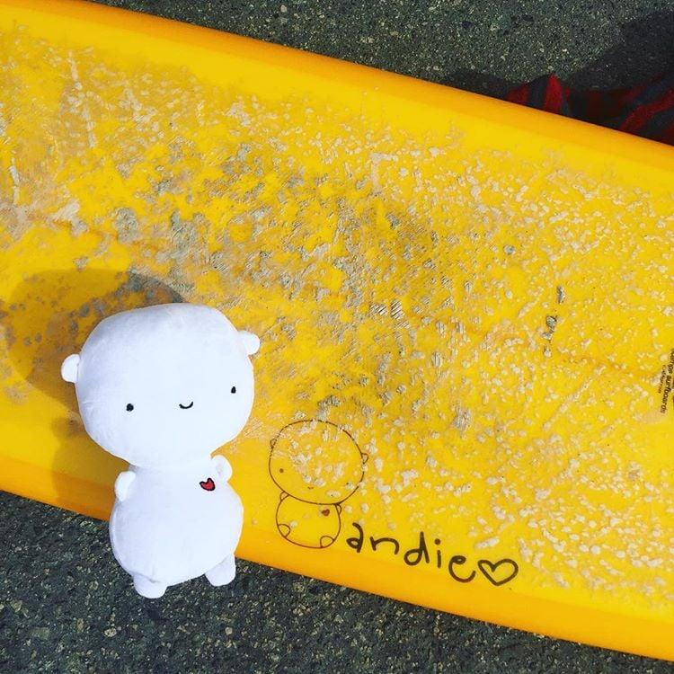 Image of ANDIE bear / PRE-SALE
