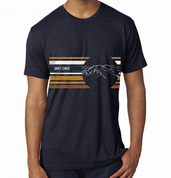 Image of James Junius Mountain T Shirt