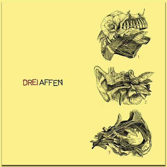 Image of Drei Affen - Drei Affen