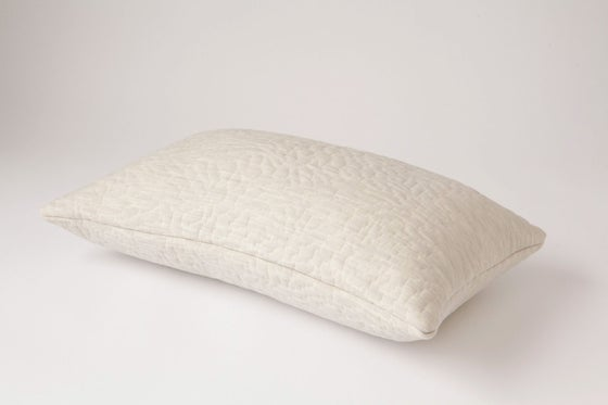 Image of White Forest Cushion Cover - Lumbar