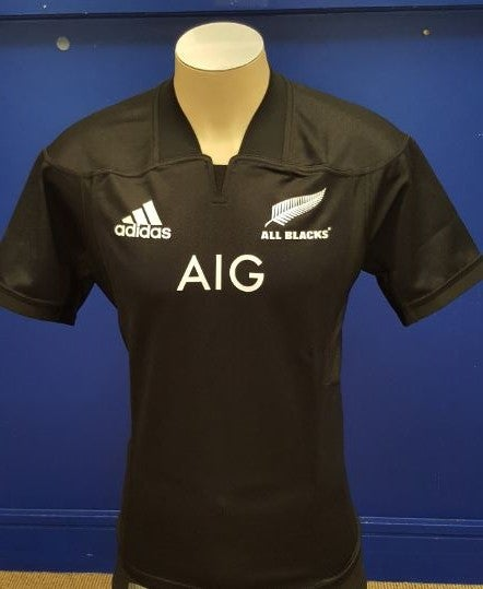 Image of All Blacks Home Jersey