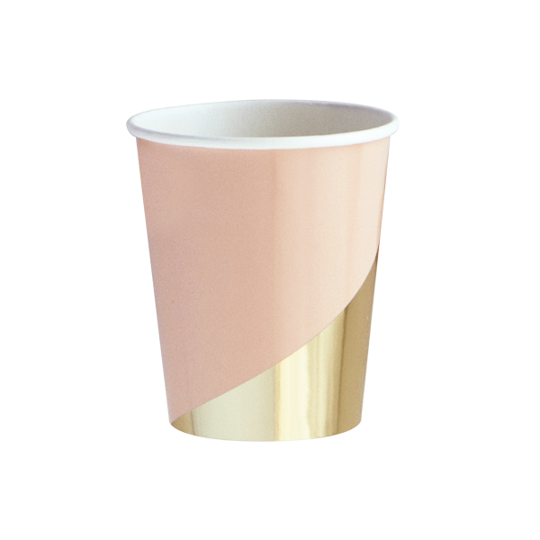 Image of Goddess Color Block Party Cups