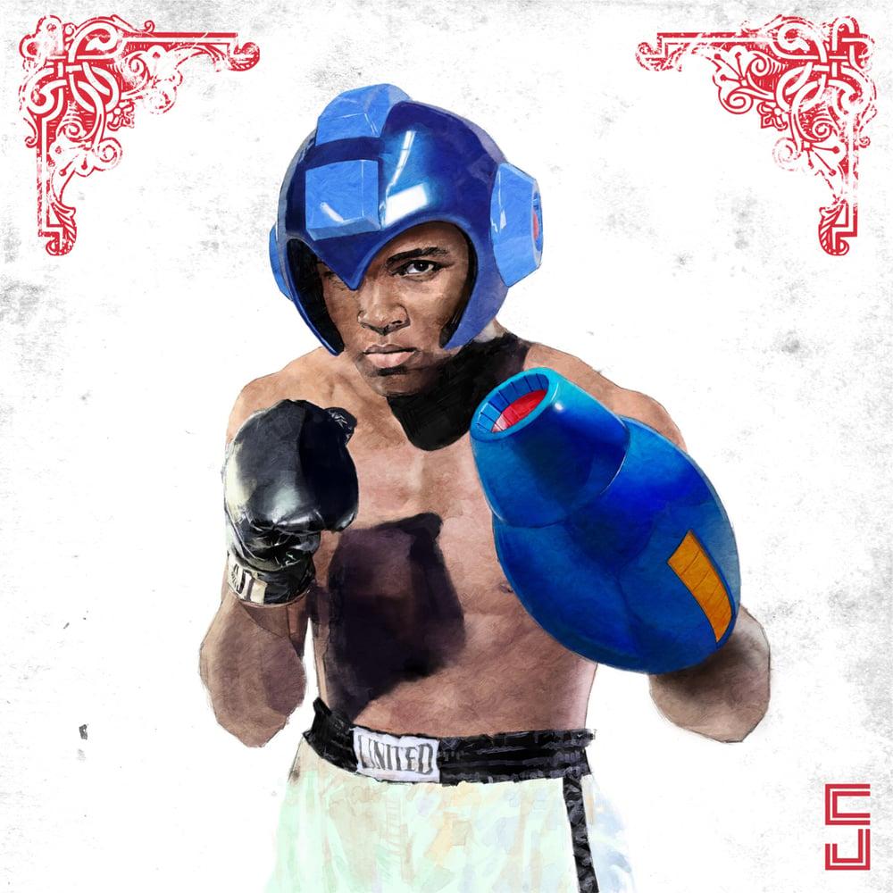 Image of Megaman Ali