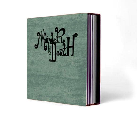 Image of BOX SET w/ 7 albums, Art Book & Slipcase