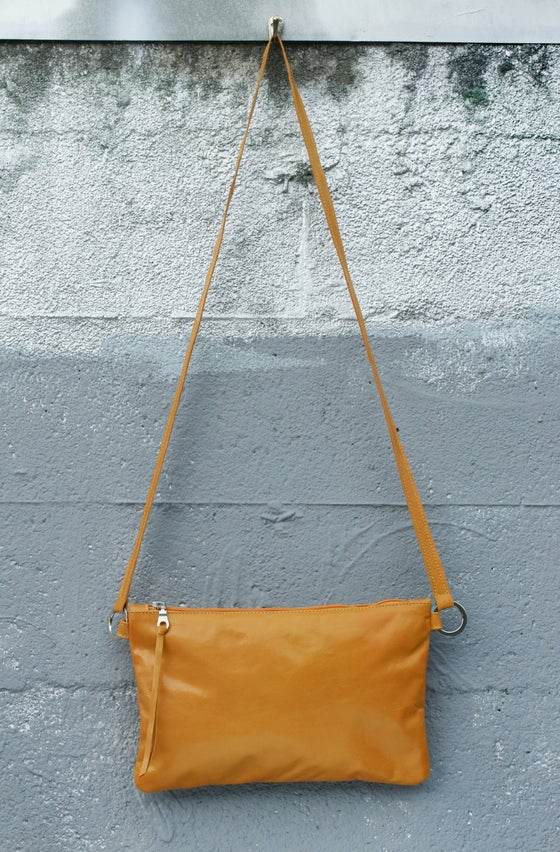 Image of Mini Chelsea Crossbody - sunflower