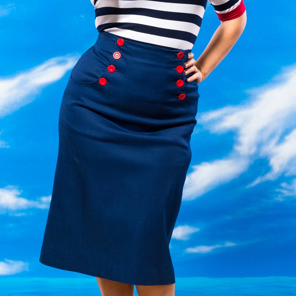 Image of SAINTE MAXIME SKIRT