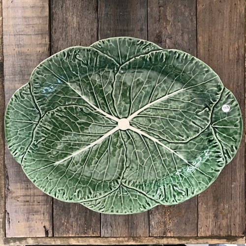 Image of Cabbageware Oval Platter