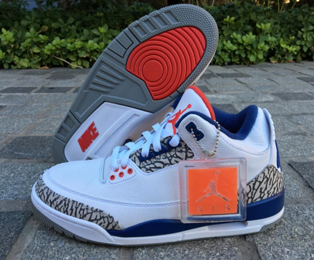 4bf7dd358dcfff Sole Laced — Air Jordan 3