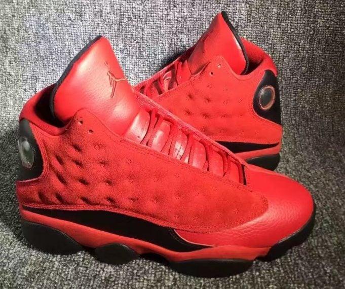 "grossiste 773fa cb1d8 Air Jordan 13 ""Singles Day"" Gym Red/ Black Rouge/ Noir"
