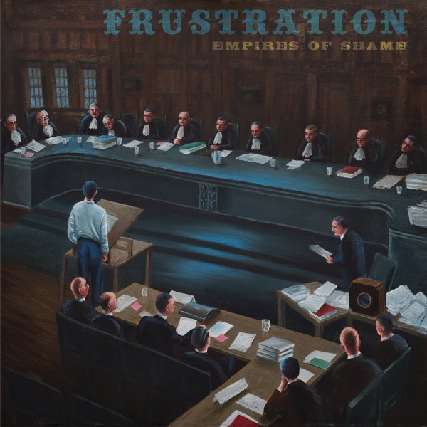 Image of [BB087] Frustration - Empires Of Shame LP