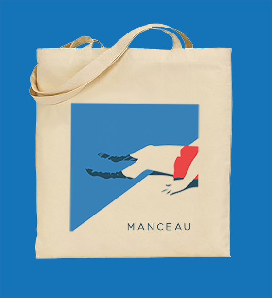Image of Manceau - I Wanna Tote bag