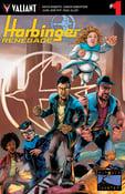 Image of Harbinger Renegade #1 - Mike Sheinkopf (Retailer Exclusive Cover)