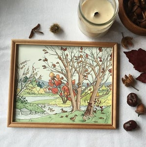 Image of Fall Print