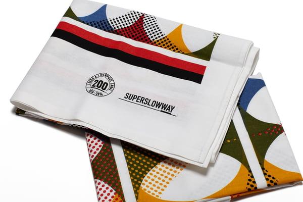 Image of Super Slow Way - Tea Towel