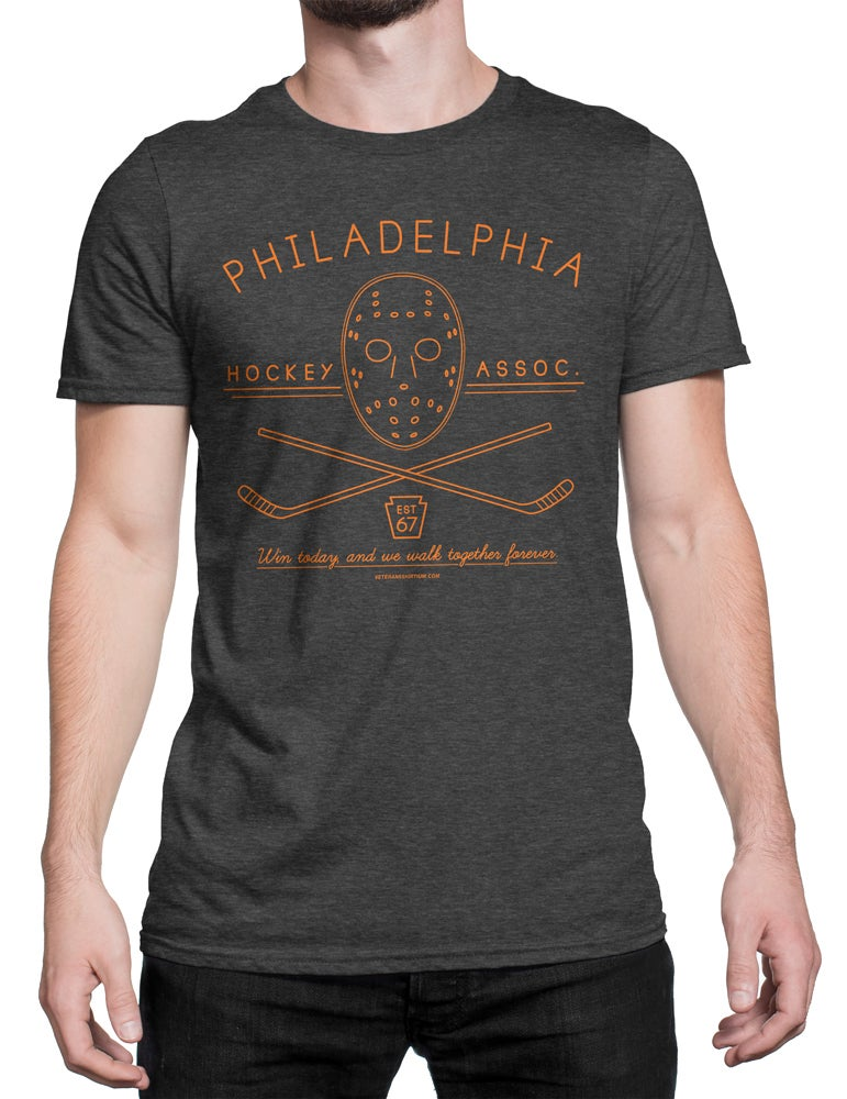 Image of Philadelphia Hockey Association T-Shirt