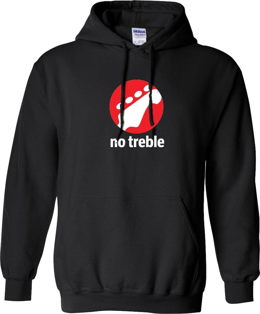 Image of No Treble Classic Hoodie