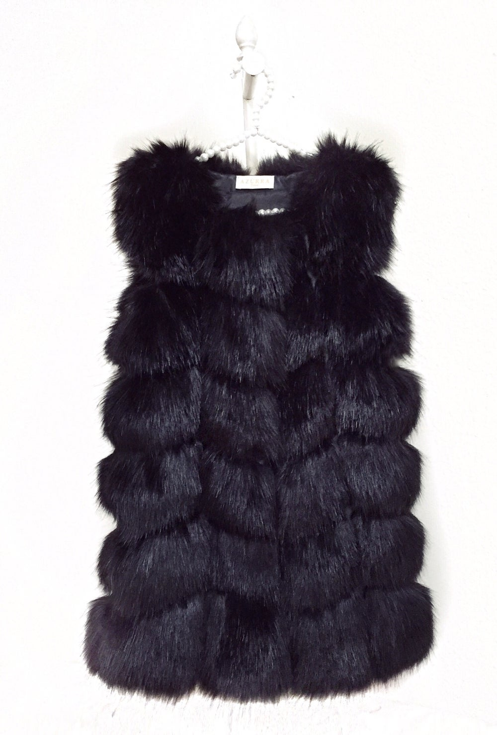 Image of Austria Luxe Fur Gilet