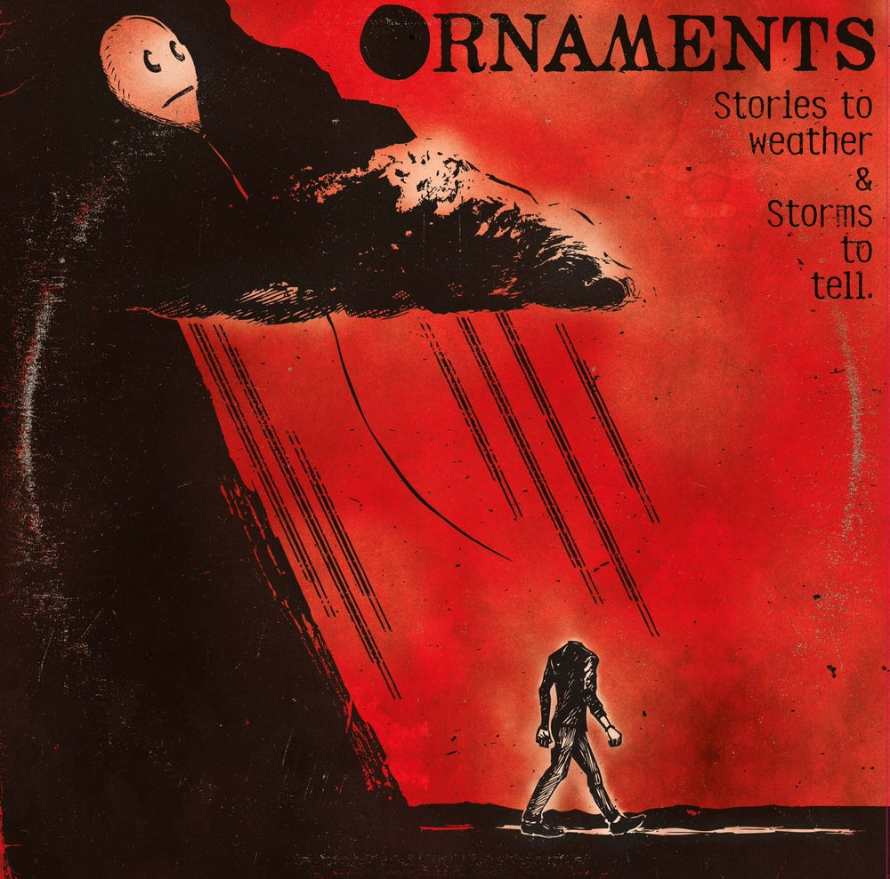 "Image of Ornaments, 12"" vinyl"