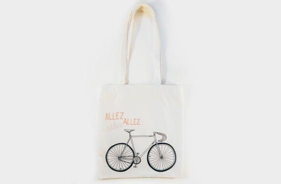 Image of Allez Allez Tote bag