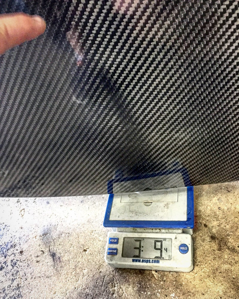 Image of Dry carbon fiber FR-S/BRZ/GT86 roof panel