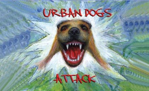 Image of T&M 026 MC - Urban Dogs - ATTACK Cassette Album