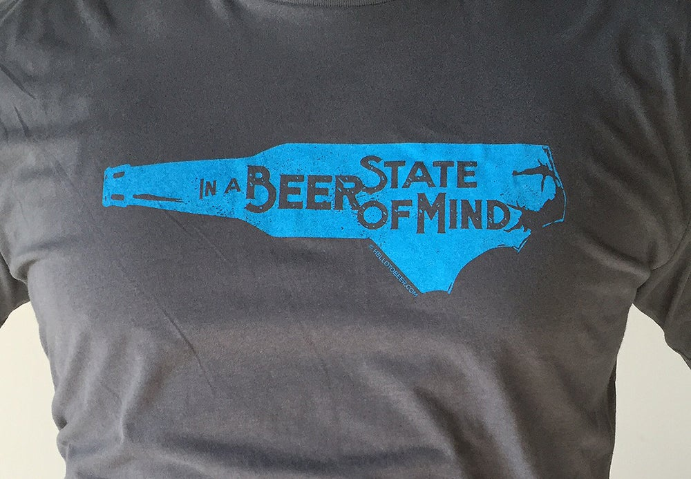 In A Beer State of Mind T-shirt