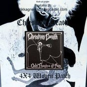 "Image of OTOP Patch (Cover art ov ""Only Theater of Pain"")"