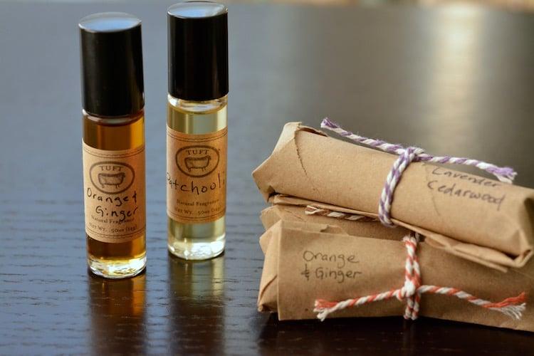 Image of Natural Fragrance Oil
