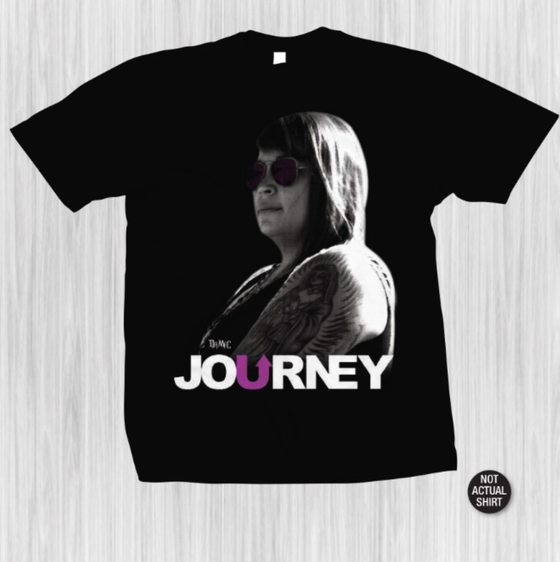 Image of Damac Journey Girl Shirt