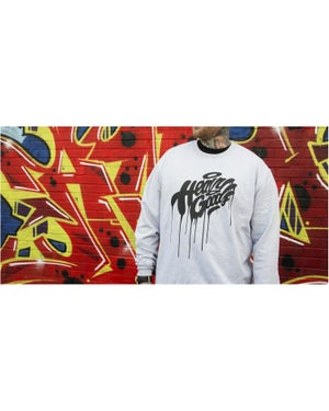 Image of Heavy Goods Drip Logo Sweater