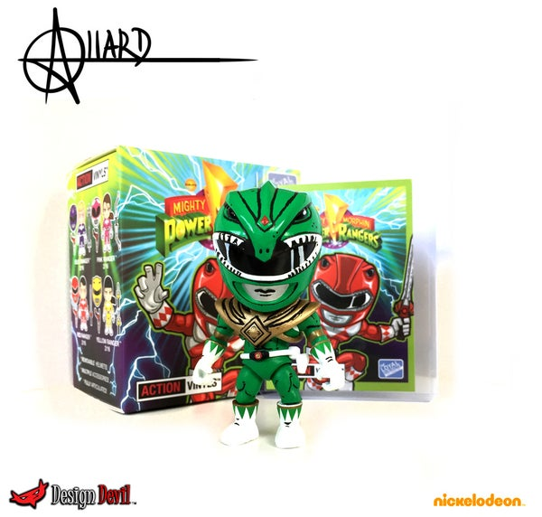 Image of Custom Green Ranger