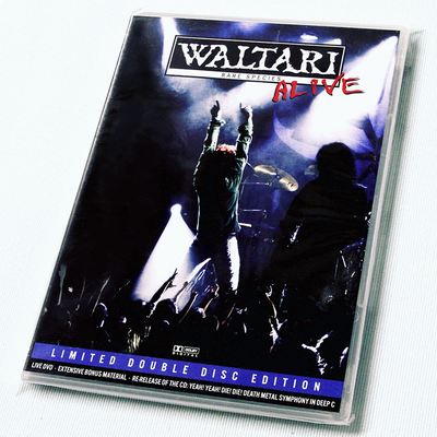 Image of Rare Species Alive DVD