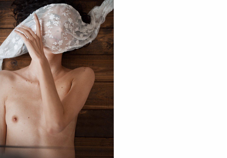 Image of NAKID MAGAZINE - MINI-ISSUE 4: SEXUAL (Print)
