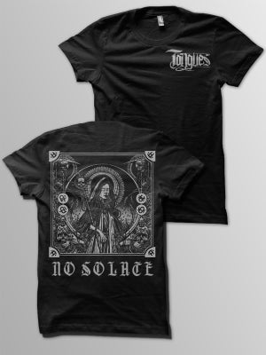 Image of 'NO SOLACE' T-SHIRT