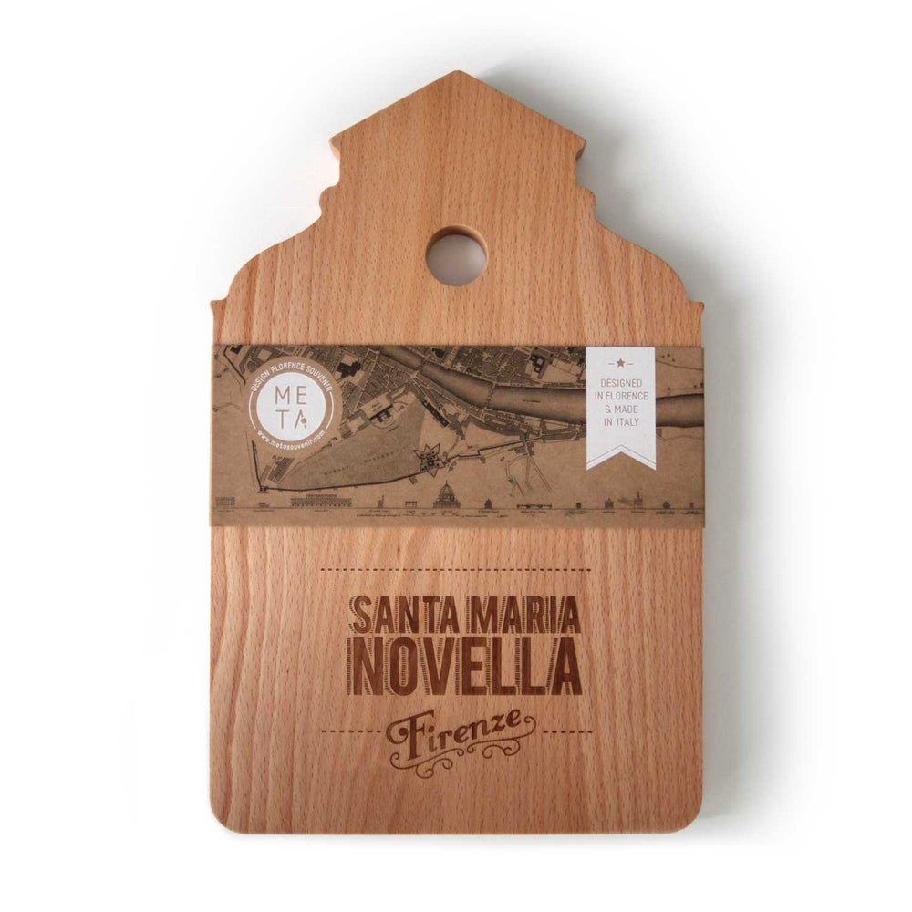 Image of Cutting Board - Santa Maria Novella