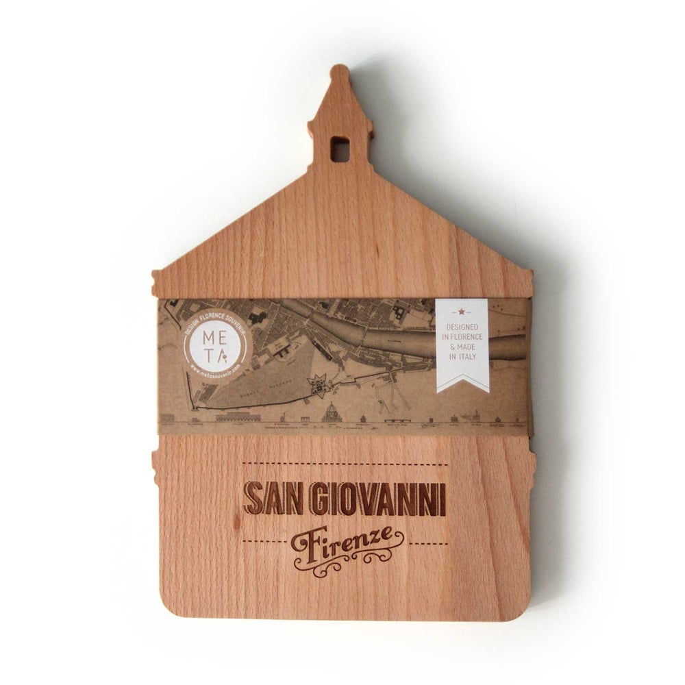 Image of Cutting Board -  San Giovanni