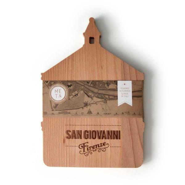Image of Cutting Board -  San Giovanni