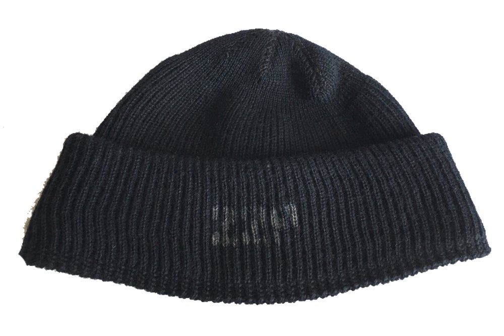 Image of WWII US NAVY WATCH CAP