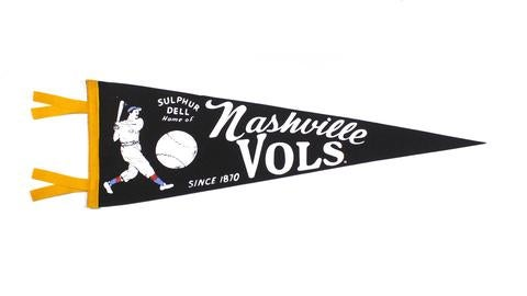 Image of Oxford Pennant- Nashville Vols