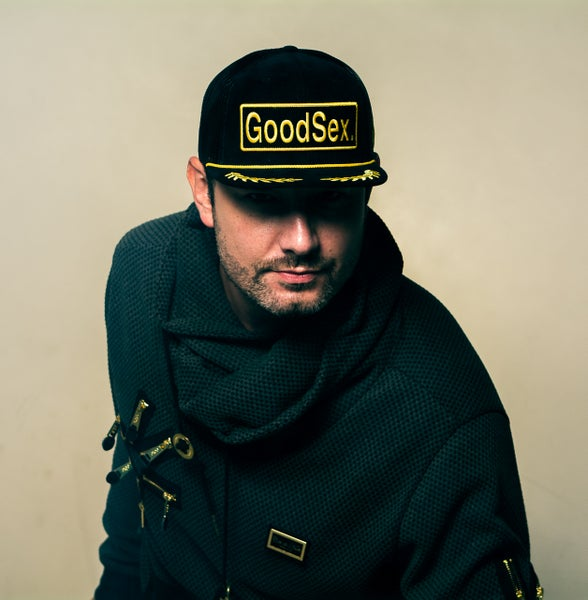 Image of Admiral GoodSex Snapback