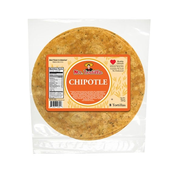 """Image of 8"""" Chipotle - 8 Count"""