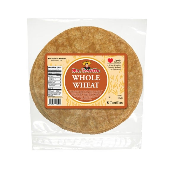 "Image of 8"" Whole Wheat - 8 Count"