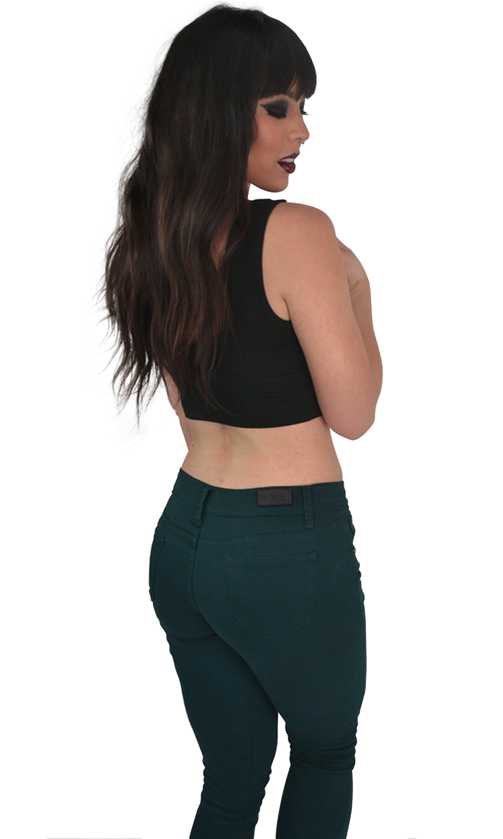 Image of Dark Teal Skinny